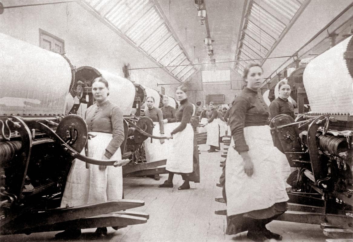 Herring Net Factory