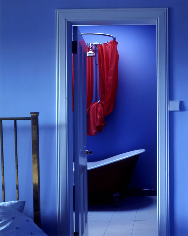 Cardy Net House Ensuite